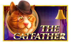 the catfather slot game play