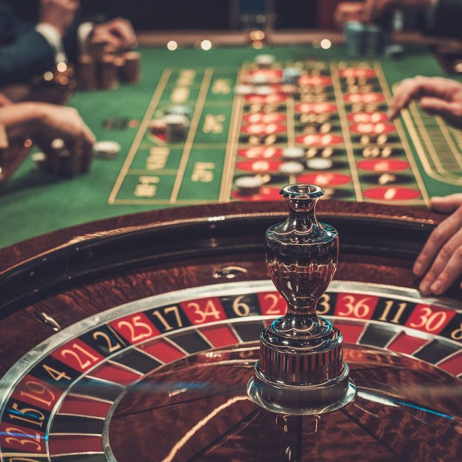 roulette odds and payout rates.